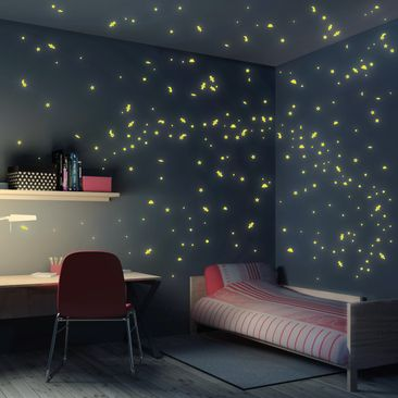 Product picture Wall Decal Universe Set of 250