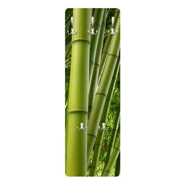 Produktfoto Garderobe - Bamboo Trees - Grün