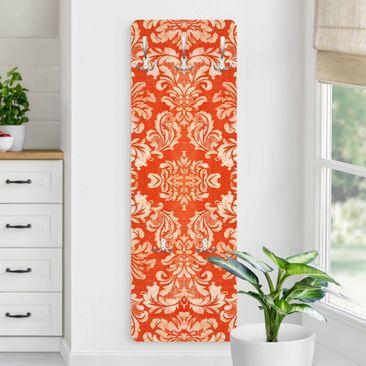 Product picture Coat Rack - Baroque wallpaper 139x46x2cm