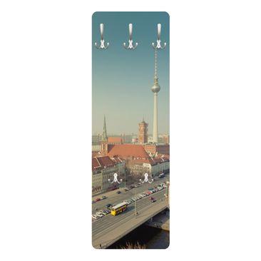 Produktfoto Garderobe - Berlin am Morgen