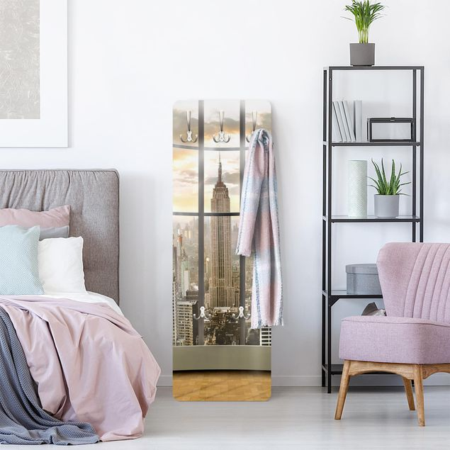 Produktfoto Garderobe - Büroausblick