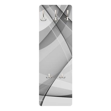 Produktfoto Design Garderobe - Changes - Weiß