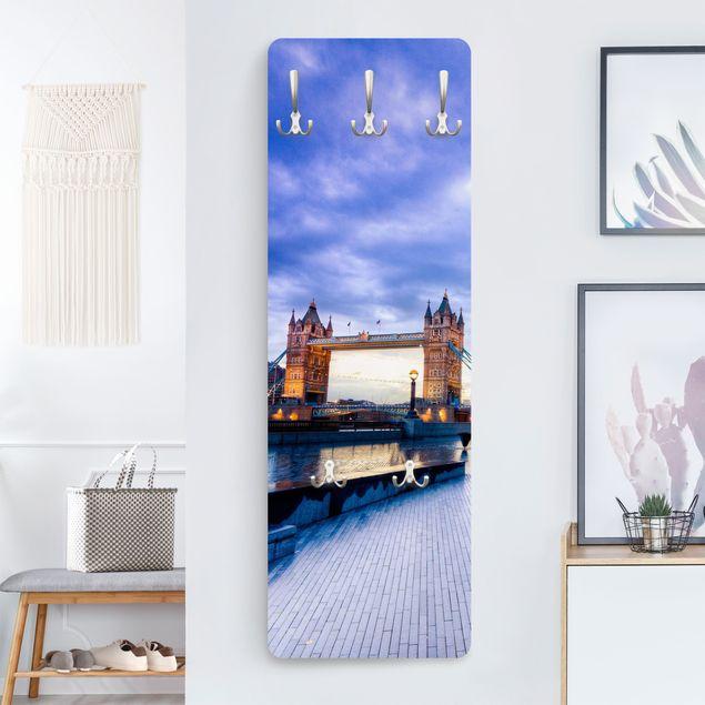 Produktfoto Garderobe - Cityhall London - Blau