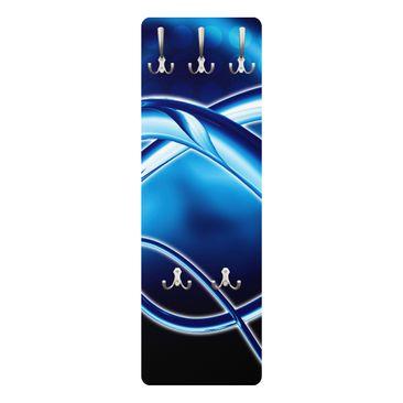 Produktfoto Design Garderobe - Equalizer - Blau