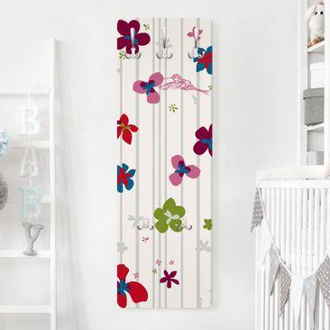 Immagine del prodotto Appendiabiti - Floral Pattern 139x46x2cm