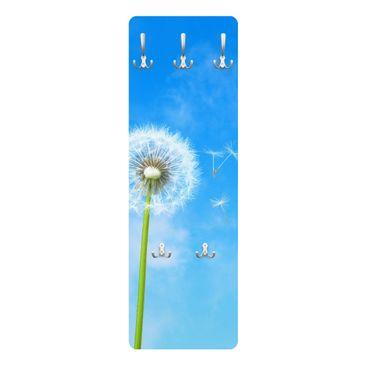 Produktfoto Garderobe Blumen - Flying Seeds - Blau