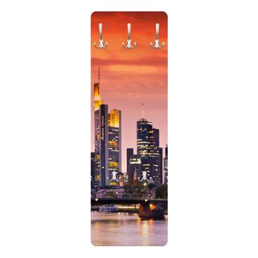Immagine del prodotto Appendiabiti - Frankfurt Skyline 139x46x2cm