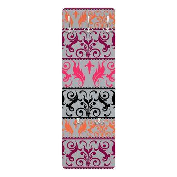 Produktfoto Garderobe - Funky Barock - Rosa Pink