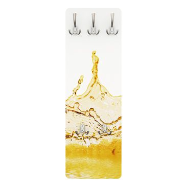 Produktfoto Garderobe Modern - Golden Water Splash -...