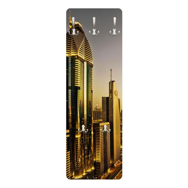Produktfoto Garderobe - Goldenes Dubai