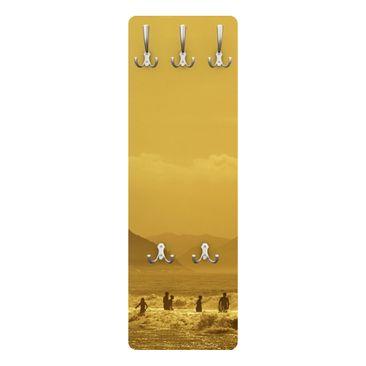 Produktfoto Garderobe - Goldküste - Gelb
