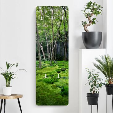 Produktfoto Garderobe - Growing Trees - Grün