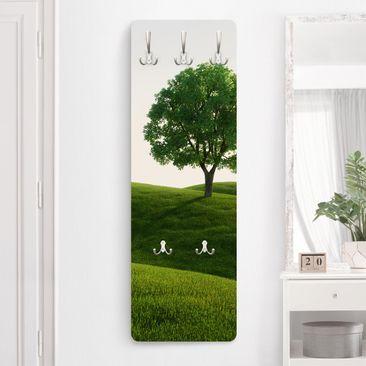 Produktfoto Garderobe - Grüne Ruhe - Grün