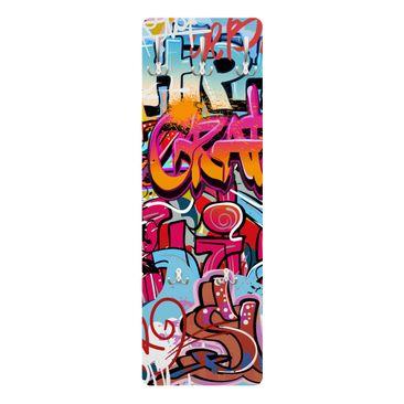 Immagine del prodotto Appendiabiti - HipHop Graffiti 139x46x2cm