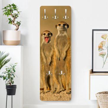 Produktfoto Garderobe - Meerkat Family