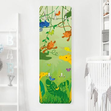 Immagine del prodotto Appendiabiti - no.IS87 Jungle game 139x46x2cm