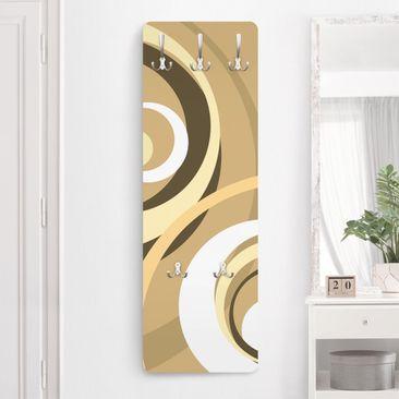 Produktfoto Garderobe - Observer - Braun