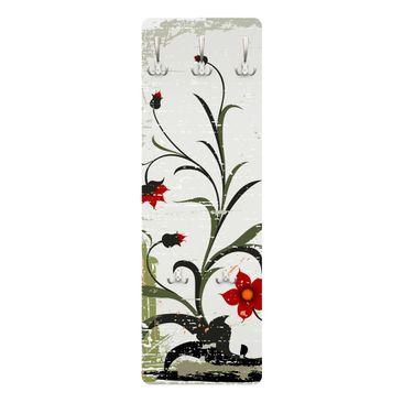 Produktfoto Garderobe - Pale Flower - Landhausstil