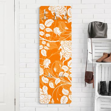 Produktfoto Garderobe - Rose Melody - Orange Gelb