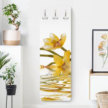 Produktfoto Garderobe Blumen - Saffron Orchid Waters - Gelb