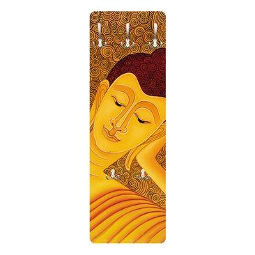 Produktfoto Garderobe - Shanghai Buddha - Gelb