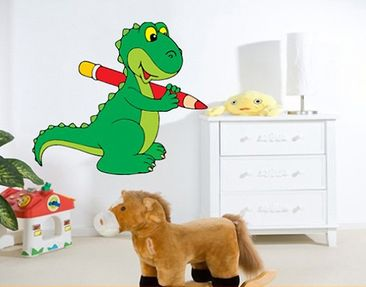 Produktfoto Wall Decal no.186 Dinosaur