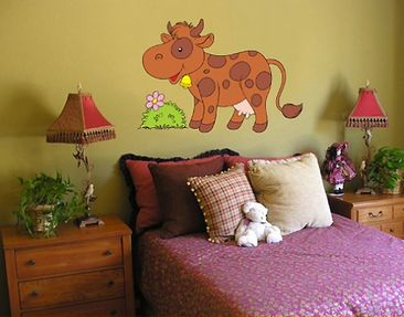 Product picture Wall Decal no.187 Moo Cow