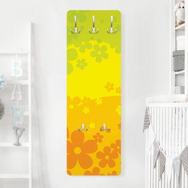 Produktfoto Kindergarderobe - Sunny - Kinderzimmer Gelb