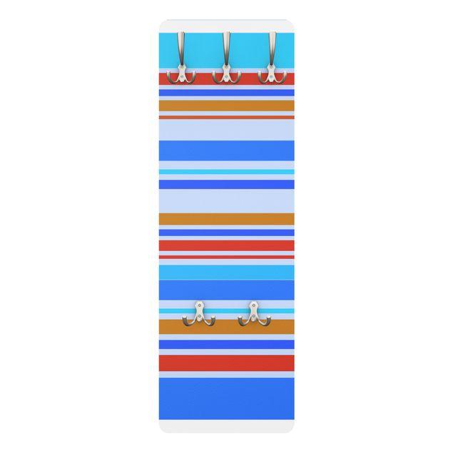 Produktfoto Garderobe Streifenmuster - Super Stripes...