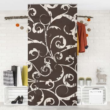 Produktfoto Panel Curtain White Vine 250x120cm