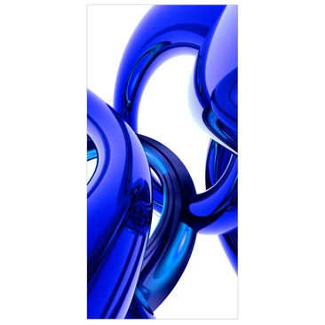 Product picture Panel Curtain Stunning Blue Style...