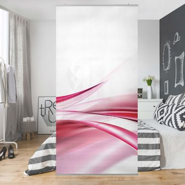 Product picture Panel Curtain Pink Dust 250x120cm