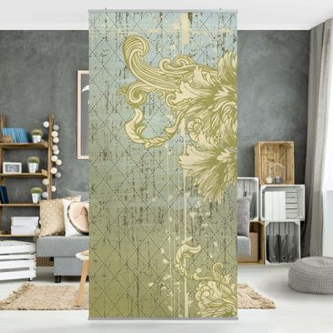 Produktfoto Panel Curtain Ornament Background...