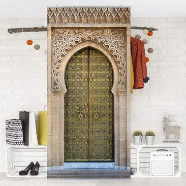 Product picture Panel Curtain Oriental Gate 250x120cm