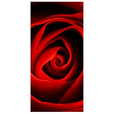 Product picture Panel Curtain Lovely Rose 250x120cm