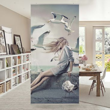 Immagine del prodotto Tenda a pannello Coffee by the Sea 250x120cm