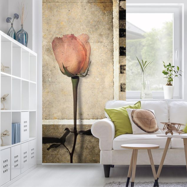 Produktfoto Raumteiler - Inner Rose 250x120cm