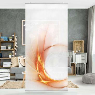 Produktfoto Raumteiler - Feuerring 250x120cm