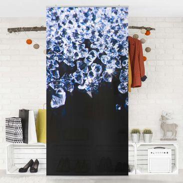 Produktfoto Raumteiler - Diamantenglanz 250x120cm