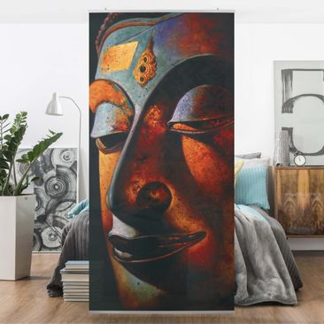 Product picture Panel Curtain Bombay Buddha 250x120cm