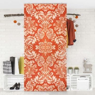 Product picture Panel Curtain baroque wallpaper...