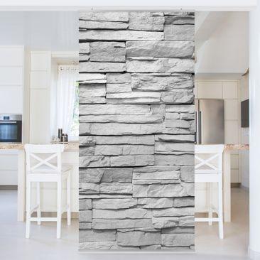 Product picture Panel Curtain Ashlar Masonry 250x120cm