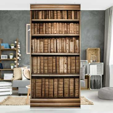 Produktfoto Raumteiler - Altes Archiv 250x120cm