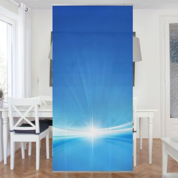 Produktfoto Raumteiler - Abstract Background 250x120cm