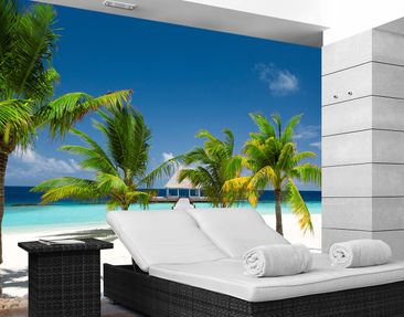 "Produktfoto Photo Wall Mural No.242 ""PARADISE BAY""..."