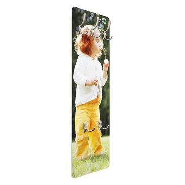 Produktfoto WunschBild - Design Motiv Garderobe 139x46x1,6cm