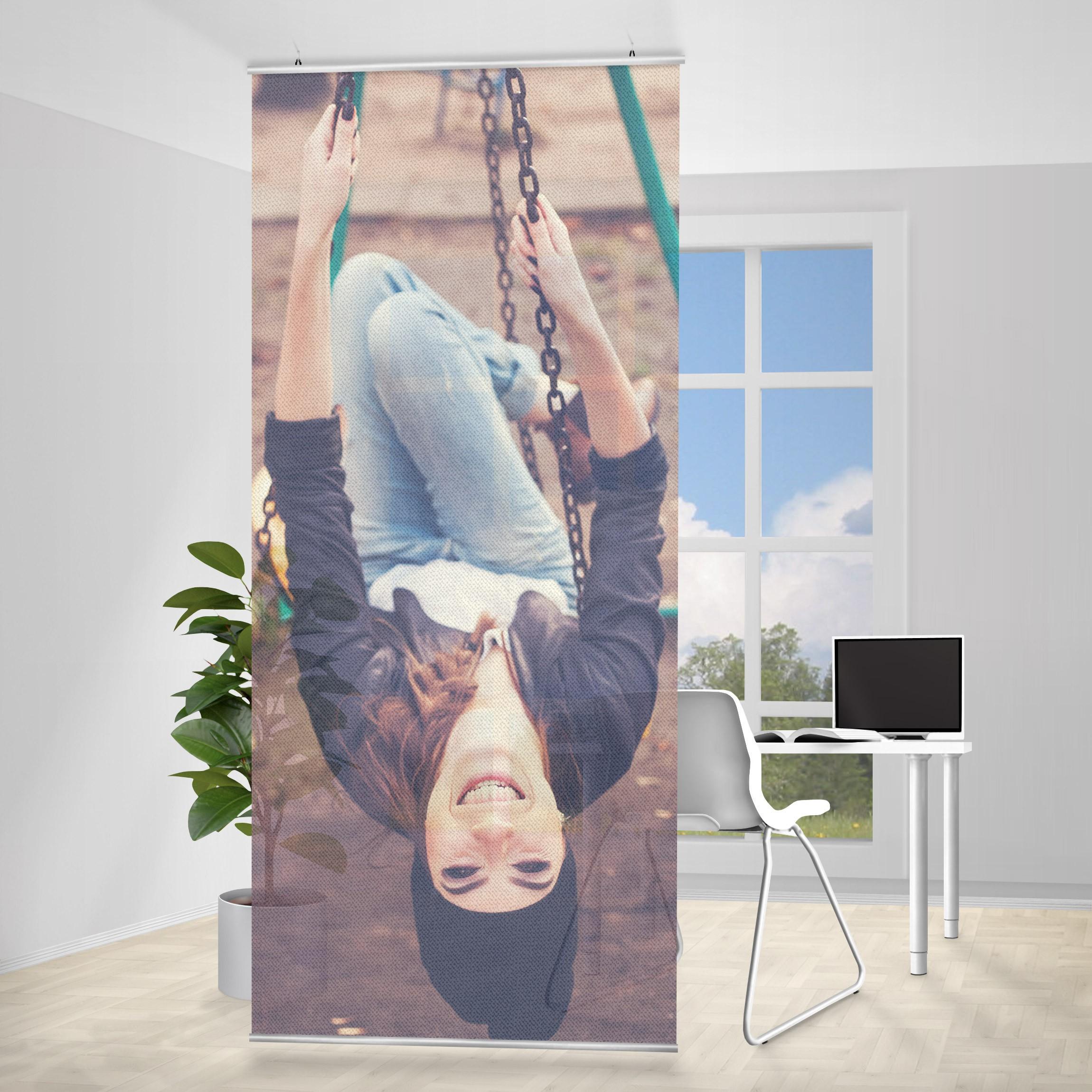 Wunschbild Design Motiv Raumteiler 250x120cm