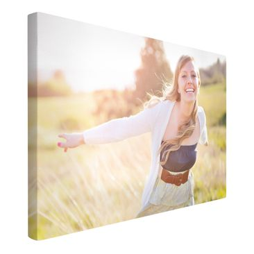 Produktfoto Print my Photo - Your Picture on Canvas...