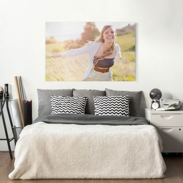 Product picture Print my Photo - Your Picture on Canvas...
