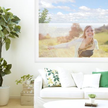 Product picture Print your Photo - Your Custom Window...